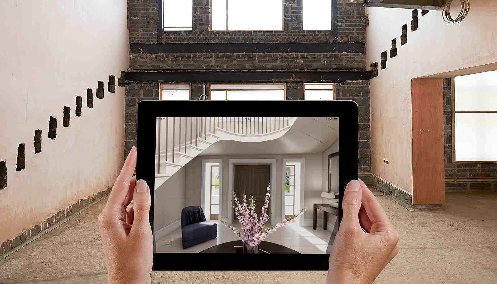 Interior design and virtual reality today vr voice for Home interior design company