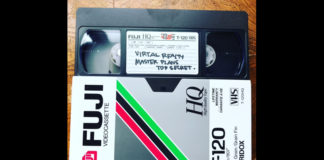 virtal realty master plans top secret vhs tape virtual reality secret location blasters of the universe