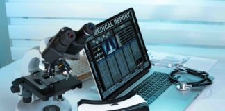vr use in a clinical setting
