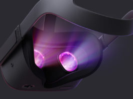 oculus quest headset