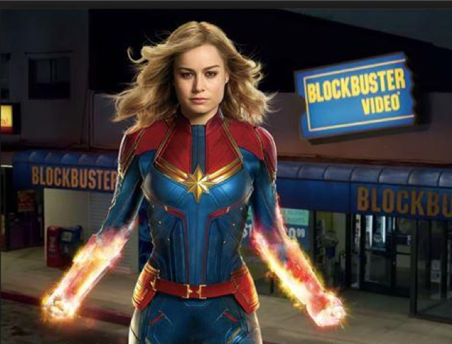 """We Have No Idea What Threats Are Out There. We Can't Do This Alone. We Need You."" Nick Fury, ""Captain Marvel,"" Walt Disney Pictures/Marvel Studios, 2019"